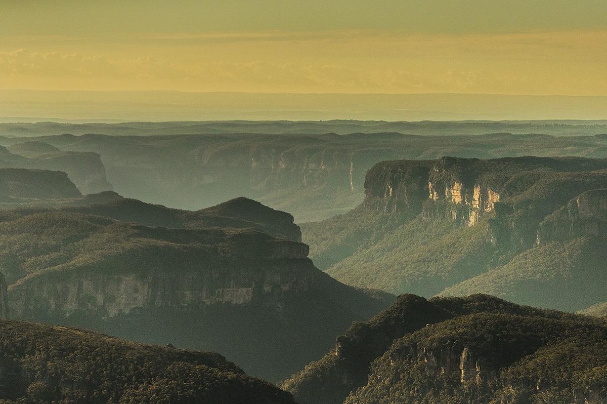 Australia Tours, Blue Mountains