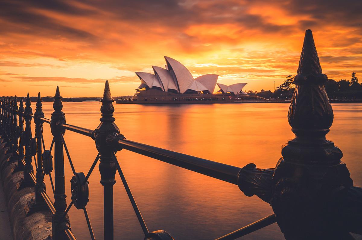 Australia Tours, Sunset