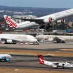 Australia Tours, planes